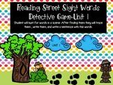 Reading Street Detective Game- Unit 1