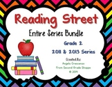 Reading Street, Grade 2, Entire Series BUNDLE 2011 & 2013