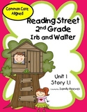 Iris and Walter 2nd Grade Resource Pack Reading Street Com