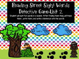 Reading Street Sight Word Game- Unit 2