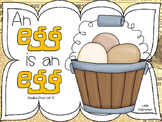 Reading Street's An Egg is an Egg