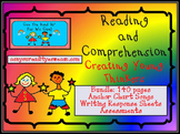 Reading and Comprehension Creating Young Thinkers Bundle I