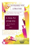 Reading system for Stone Fox