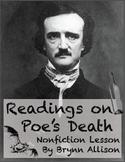 Readings on Edgar Allan Poe's Death: Focus on Nonfiction Skills