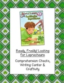 Ready Freddy Looking for Leprechauns Book Club, Reading Re