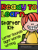 Letter Sounds, Sight Words