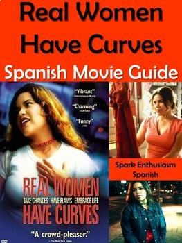 Real Women Have Curves Movie Packet in Spanish
