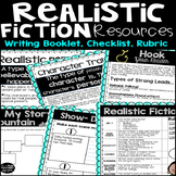 Realistic Fiction Graphic Organizers