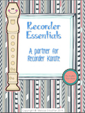 Recorder Method Book