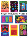 Recycled Art Journal Book 2
