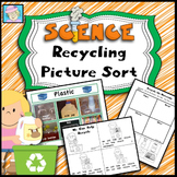 Science: Recycling Picture Sort (Earth Day)