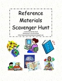 Reference Materials Scavenger Hunt