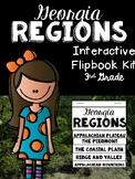 Regions of Georgia Interactive Flipbook- Georgia Regions