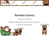 Reindeer Games: Literacy Centers