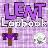 Lent Lap Book