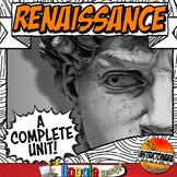 Renaissance Notes & Activity Common Core Bundle Unit Pack