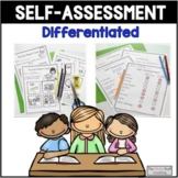 Report Card Self Assessment and Goal Setting