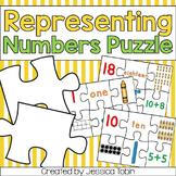 Representing Numbers- Puzzle Set 1-20