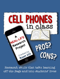 Research Project: Cell Phones in Class