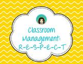 Classroom Management: Respectful Students