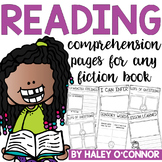 Retelling, Responding to Reading, and Story Elements For Any Book