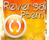 Reversal Poem: Fun Form Poetry Activity