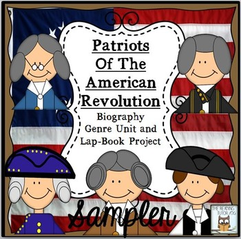 Revolutionary War Freebie