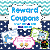 Reward Coupons: 51 Colorful & Exciting Rewards for Students