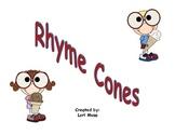 Rhyme Cones