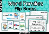Rhyme Time - Flip Books {Short Vowels}
