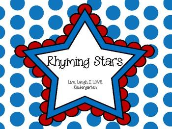 Rhyming Stars