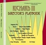 Richard III Director's Playbook