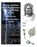Lightning Thief Red Pyramid 39 Clues Novel Unit Bundle on CD