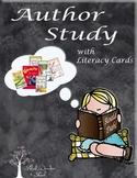 Roald Dahl Literacy Cards