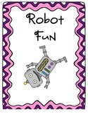 Robot Fun (Harcourt Trophies My Robot)