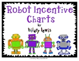 Robot Incentive Charts-FREEBIE