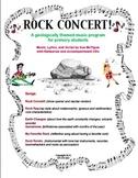 """Rock Concert!"" an Original Music Program about the Rock C"