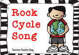Rock Cycle Song {Rockin' to the Rock Cycle}