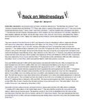 Rock On Wednesdays Poetry Analysis - Dream On by Aerosmith