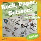 Rock, Paper, Scissor for S blend articulation
