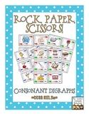Rock, Paper, Scissors: Consonant Digraphs {ch, sh, th, ph, wh}