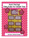 Rock the Rug! Rules for Meeting on the Carpet