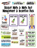 Rocket Math Fact Management and Rewards