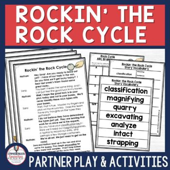 Partner Script: The Rock Cycle