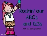 Rocking Our ABCs and 123s