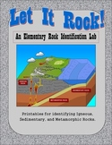 Rocks Lab- Identifying Igneous, Metamorphic & Sedimentary Rocks