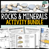 Rocks & Minerals Review Package