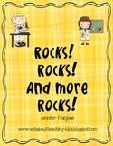 Rocks! Rocks! and More Rocks!