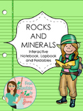 Rocks and Minerals Interactive Notebook or Lapbook