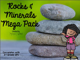 Rocks and Minerals Mega Pack